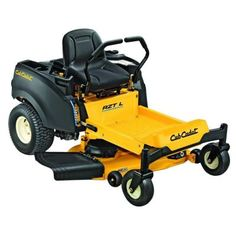 Cub Cadet KOHLER V-Twin Dual-Hydro Zero-Turn Mower with Lap Bar Control helps to resist corrosion and provides your lawn with a clean-cut look. Home Depot, Honda V, Outdoor Centre, Landscaping Equipment, Lawn Mower Tractor, Zero Turn Mowers, Lawn Service, Riding Mower, Cub Cadet