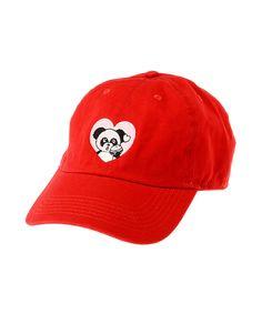 FOOD AND FUN CAP (RED-F)