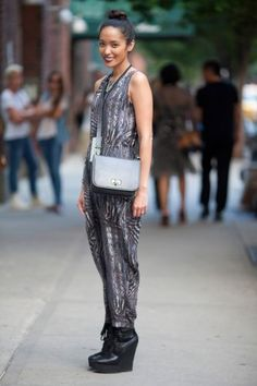 Street Style at S/S 2013 Fashion Week