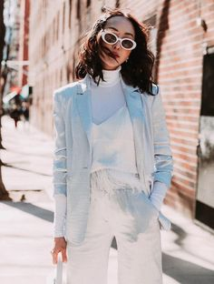 The Best Street Style From Fall 2019 Fashion Weeks Der beste Street Style der Fashion Weeks im Herbst 2019 – Stylefullness Black Women Fashion, Fashion Tips For Women, Womens Fashion, Fashion Edgy, Fashion Fall, Fashion Boots, Fashion Sandals, Fashion 2020, Fashion Trends