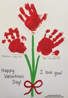 Fun And Easy Valentineu0027s Day KIDS Crafts U2013 Simple Pink, Love, Red And  Hearts Art Projects And Activities For Children Of All Ages!
