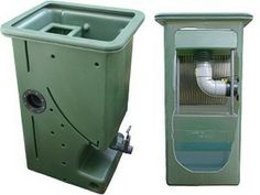1000 images about filtration on pinterest aquaponics for Nexus pond filter setup