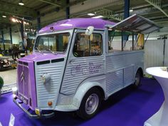 Citroen HY food truck