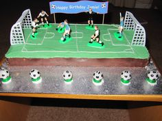 Football pitch cake Football Pitch Cake, Kids Rugs, Cakes, Home Decor, Football Field Cake, Decoration Home, Kid Friendly Rugs, Cake Makers, Room Decor