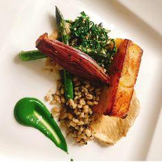#Vegan fine dining #OxfordPopUp #FortuityFood..
