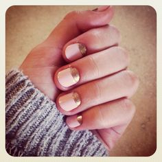 I love this look from @Sephora's #TheBeautyBoard: http://gallery.sephora.com/photo/half-moon-mani-1306