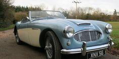 Rare Austin Healey 100 6s BN4 - Bill Rawles Classic Cars