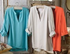 Tunics: The Perfect Fashion for Women Over 50