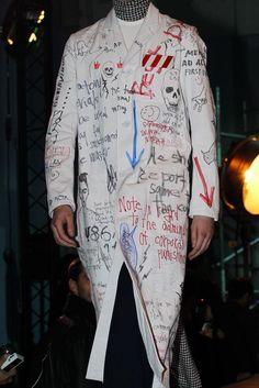 Raf Simons Fall 2015 Menswear - Details - Gallery - Style.com