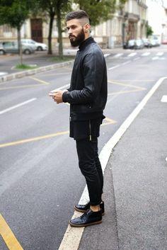 Inspiração - Looks em tonalidade preto!