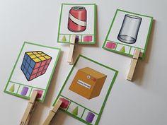 3-D Shape Activities