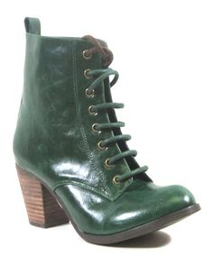 This Green Detour Boot is perfect! #zulilyfinds.  $34.99, regular $85.00.  Also avialble in other colors. Coming 4/7
