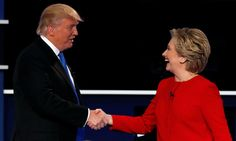 Hillary Clinton Won The First Presidential Debate, Polling Finds | Huffington Post