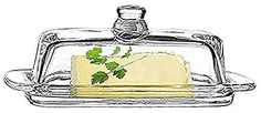 Premium glass,finely constructed Butter/Cheese dish,Product measurement 8''Lx3.5''Wx3.25''H Keeps Butter/Cheese Fresh&Delicious, Can use for small fruits storage as well. Elegant glass dish adds class to your dining. Comes with nice color box packaging, makes a... - http://kitchen-dining.bestselleroutlet.net/product-review-for-premium-heavy-duty-glass-buttercheese-fruit-dish-saver-tray-storage-lid-holder-transparent-cover/