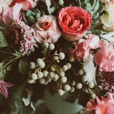 enchanting florals for centerpieces