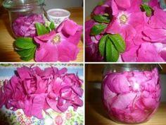 Jednoduchá príprava domáceho ružového oleja. Vaša pleť sa vám odmení svojou krásou a hebkosťou.