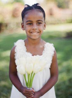 Springtime flower girl: http://www.stylemepretty.com/vault/search/images/tulip