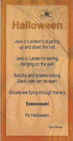halloween card MUHAHAHA
