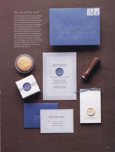 wax seals | mr. boddington's studio