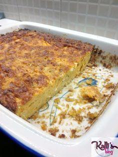 Κολοκυθόπιτα αλμυρή Kalli's blog Lasagna, Cooking, Ethnic Recipes, Blog, Recipes, Home, Kitchen, Blogging, Brewing