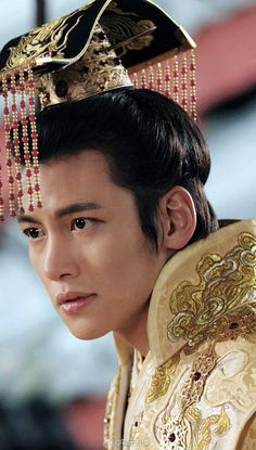 Ji Chang Wook in _Empress Ki_ 2014 Togon Temur