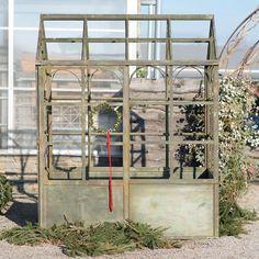 Decorative Iron Greenhouse