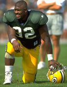 Reggie White - he stood up for what was right.