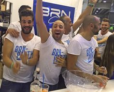 BRN-PARTY! CosmoBike Show 2015 Verona