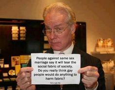 HA!  Yes!  Thank you, Tim Gunn, for your ever-enduring wisdom