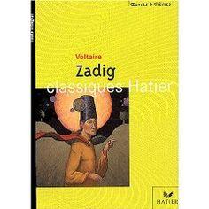 Voltaire, Zadig