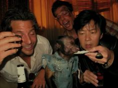 The hangover 2 Hangover Pictures, Hangover Quotes, Series Movies, Film Movie, Chow Hangover, Leslie Chow, Mr Chow, Lgbt, Blues