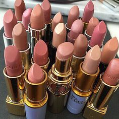 Who loves nudes? Tag a friend that does too!   #glam #pretty #luxury #ysl #motd #dressyourface #photooftheday #ootd #beautyblogger #followme #cute