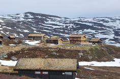 Tyin Hütte ( Zentrum links von E.N.)
