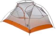 Big Agnes Copper Spur UL 2 Tent, $400. I like that this one is only 3lbs