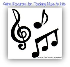 Free resources to teach music
