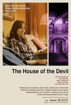 """""""The House of the Devil"""" (2009)"""