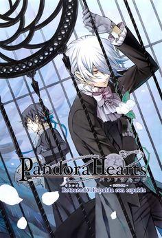 Gilbert Nightray and Xerxes Break.the hotties x////x Pandora Hearts : Original Artwork Girls Anime, Anime Guys, Manga Anime, Anime Art, Real Anime, Manga Boy, Pandora Hearts Gilbert, Pandora Hearts Break, Vanitas