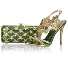 Designer Matching Shoes And Bags
