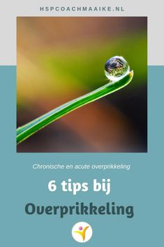 6 tips bij acute en chronische overprikkeling | Maaike Kruijsen, HSP coach