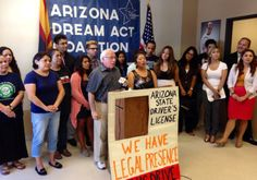 Court blocks Arizona's driver's license ban, a win for Dreamers. But, what happens next?