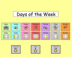 Circle Time Support- This will provide support for all students in the classroom. Put the pages into a binder and as you go through your routine, use the pages to support visual learners, non-verbal learners and beginning reading learners.