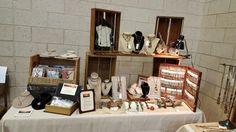 Warner Springfield 2016 Art Fair, Jewellery Display, Carnelian, Wardrobe Rack, Liquor Cabinet, Crates, Jewelry Design, Storage, Furniture