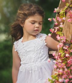 "Trish Scully Child Store - ""Anastasia Dress"