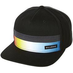 cheaper 1a0a0 1ba89 Billabong Tribong Snapback Cap ( 27) ❤ liked on Polyvore featuring men s  fashion, men s