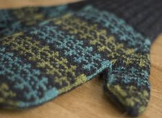 "Charlene Schurch's ""Pattern 1″ from the book Mostly Mittens."