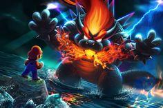 Wii U, Minecraft Posters, Nintendo Super Smash Bros, Super Mario 3d, Disney Up, Online Art Gallery, Anime, Film, Game Art