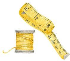 Estás realizando alguna manualidad relacionada con la costura? Aqui tienes unas  imagenes con cosas de costura para imprimir    Aguja para ...