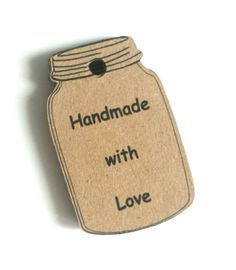 Check out this item in my Etsy shop https://www.etsy.com/uk/listing/455356542/50-printed-jar-shaped-brown-hang-tags