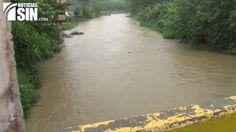 Continúan las lluvias y los fuertes vientos en la provincia Espaillat