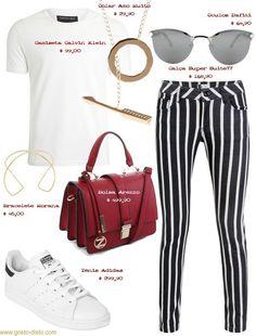 Como usar tênis branco com estilo